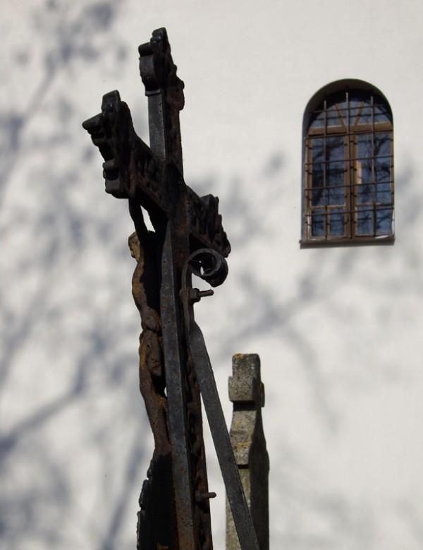 Cemetery - Cigel, Slovakia