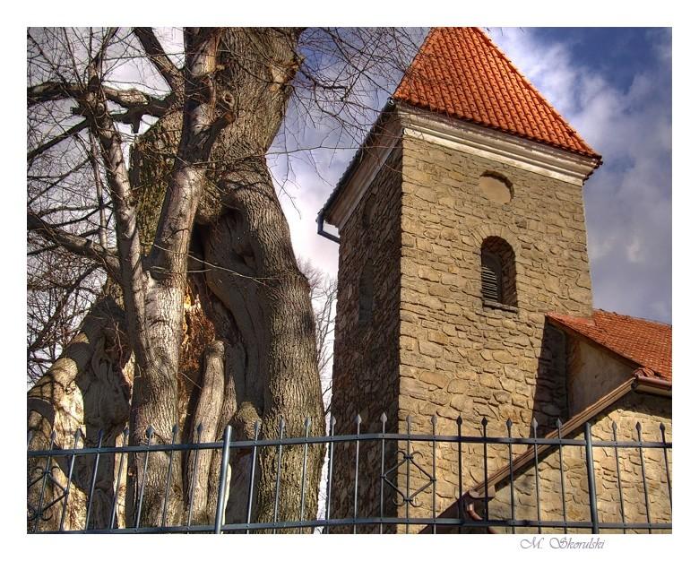 St. Matthew's Church - Cigel, Slovakia
