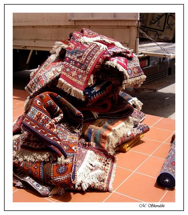 Cumulus of carpets