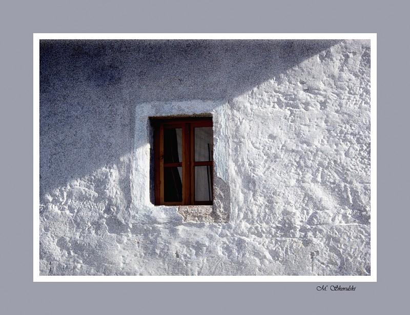 Window - Cigel, Slovakia