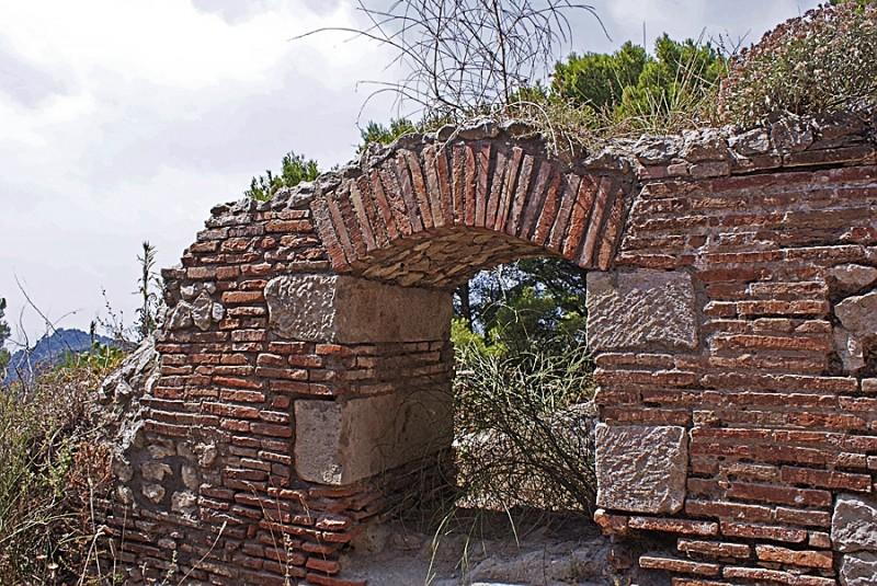 Remains of Villa Jovis