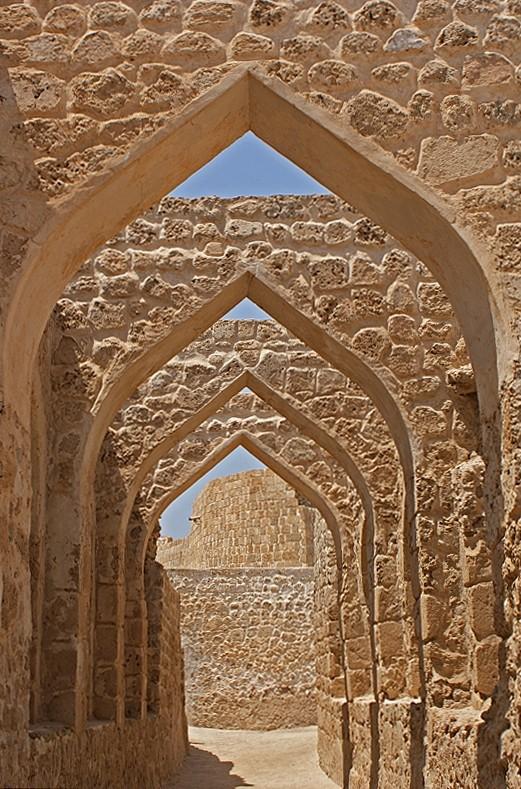 Portuguese Fort - Bahrain