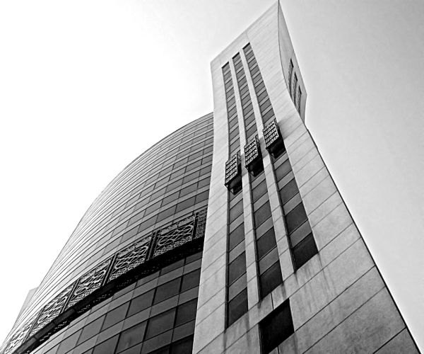 Bahrain building