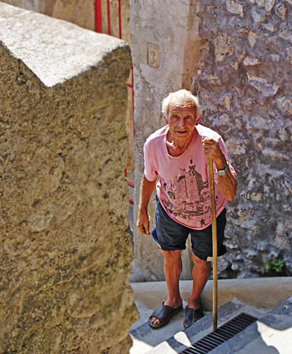 Old man of Nocelle