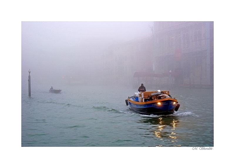 Venetian fog II