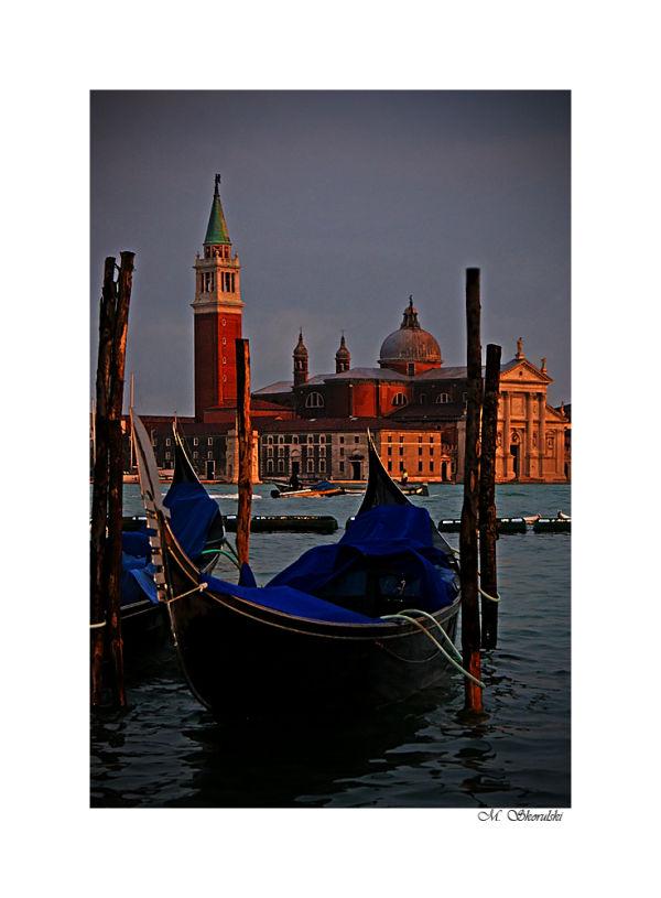 Early evening Venice II
