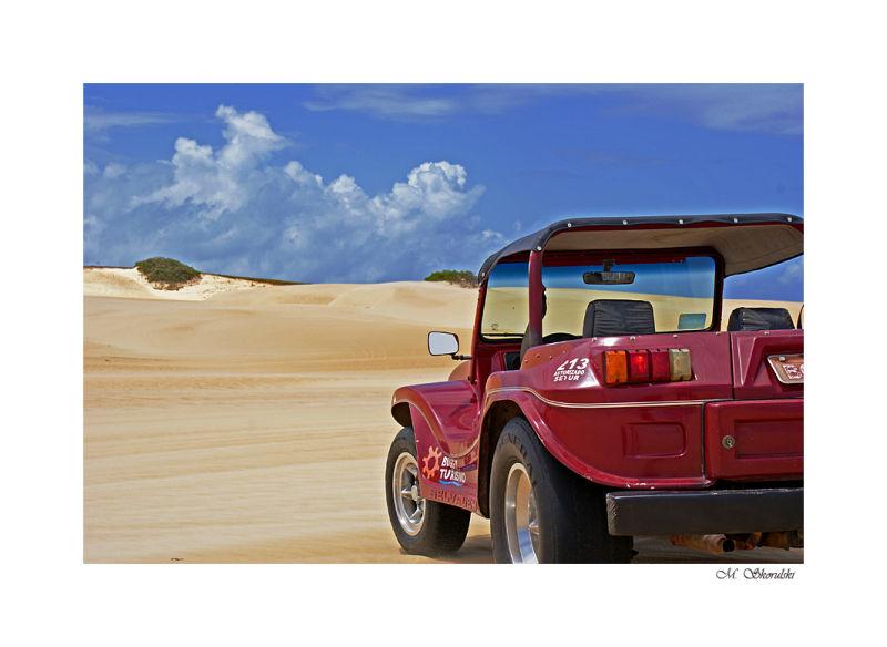 Dune buggy Brazil style