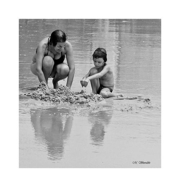 Sand play II