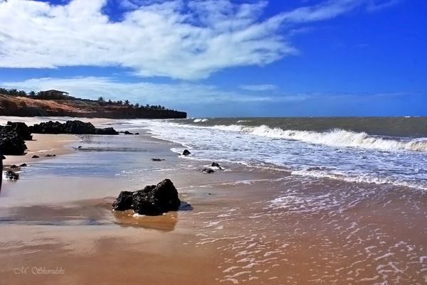 Seascape - Caraubus, Brazil