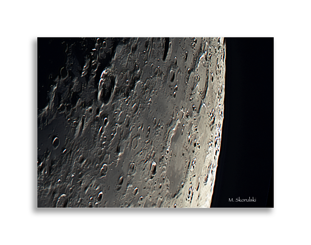 Part of our Moon