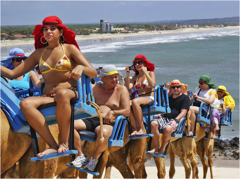 Camel Caravan  in Brazil 2