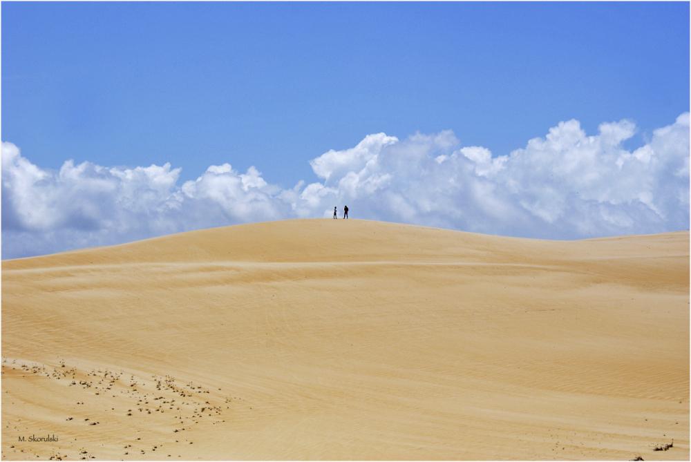 Sand Dunes of Brazil