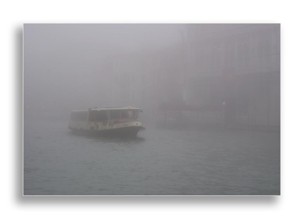 Foggy Venice 2