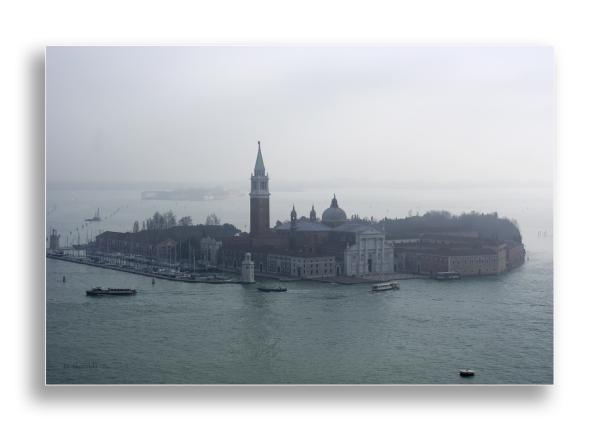 Foggy Venice 3