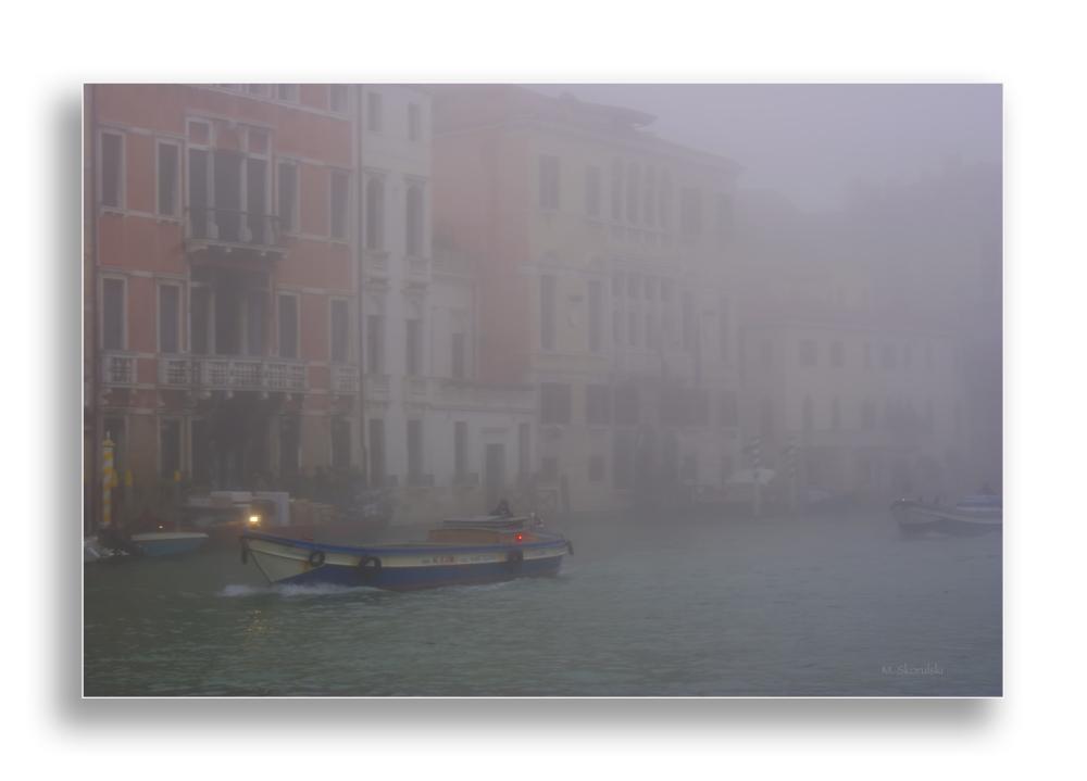 Foggy Venice 4
