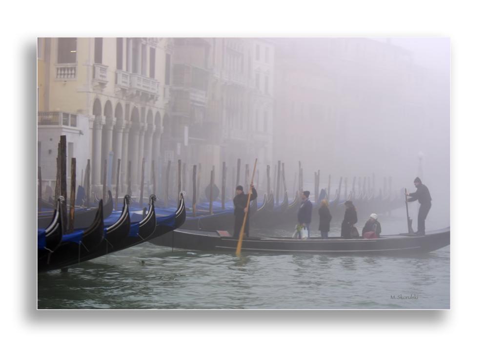 Foggy Venice 8