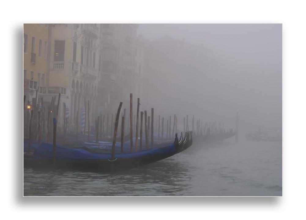 Foggy Venice 10