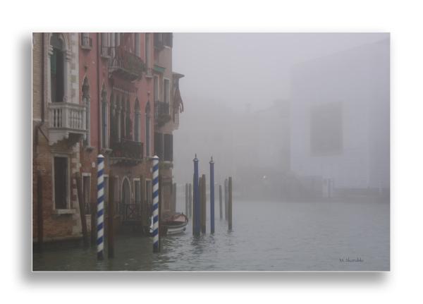 Foggy Venice 12