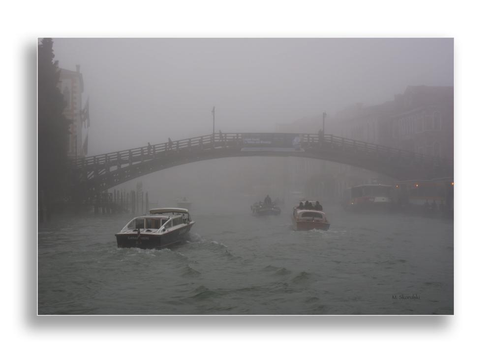 Foggy Venice 14