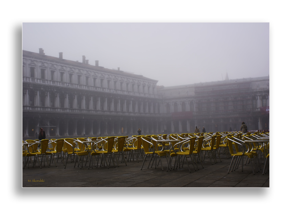 Foggy Venice 16