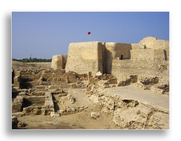 Bahrain Fort & Delmon Ruins