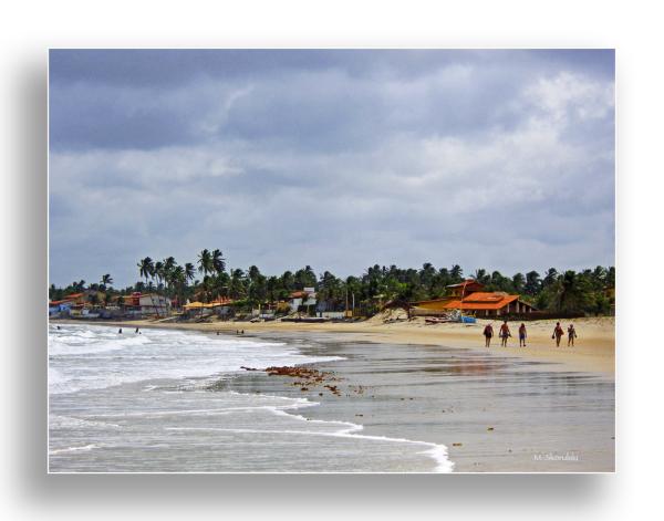 Maracajau Beach, Brazil