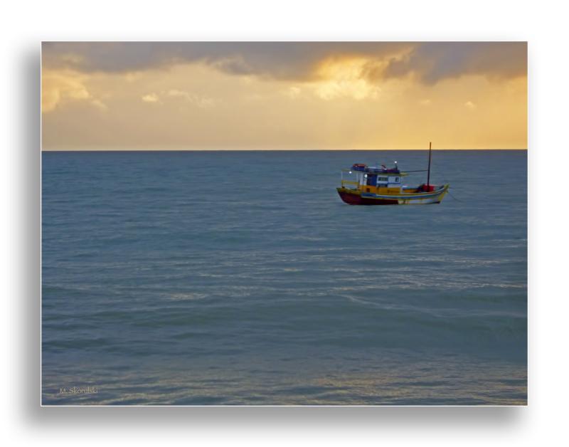 Brazilian Fishing Boat