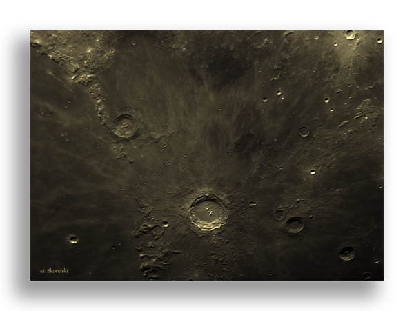 Moon's Surface