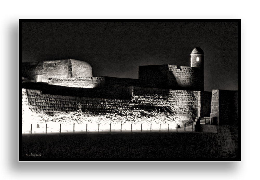 Bahrain Fort 3