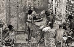 Crack Addicts in Brazil
