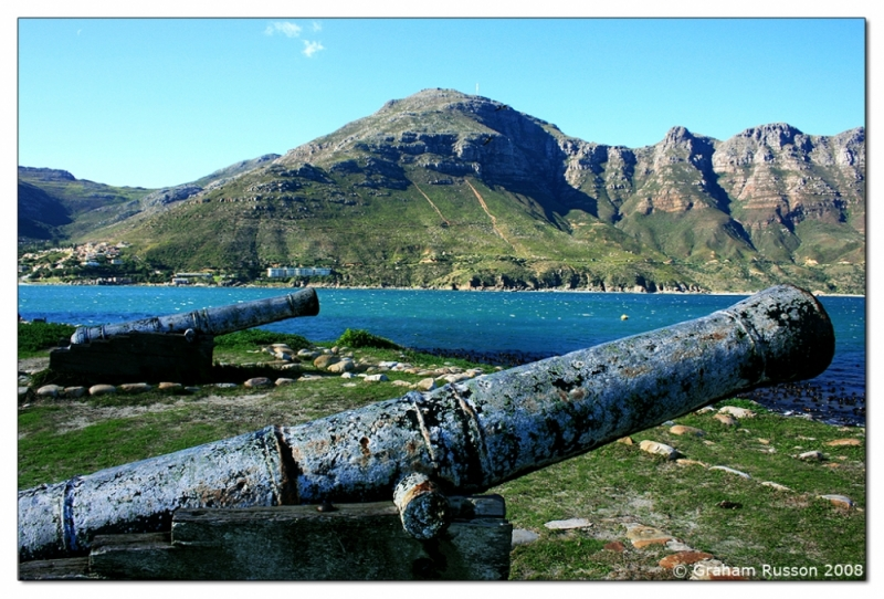hout bay cannon
