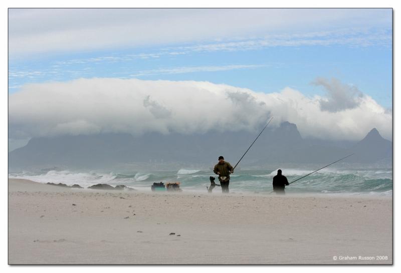 fishing melkbos