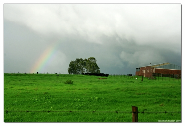 Paarl Rural Farm Rainbow