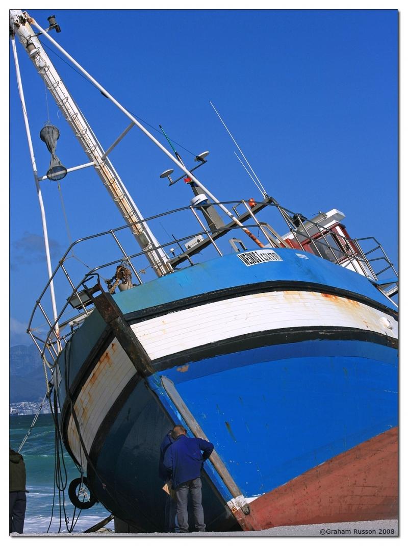 """shipwreck """"Cape Town"""" weskus"""