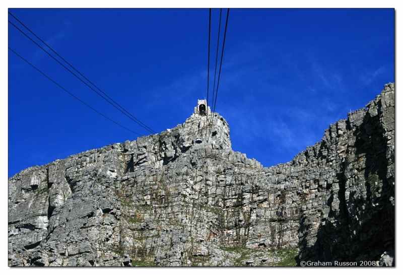 cape town table_mountain cable_car