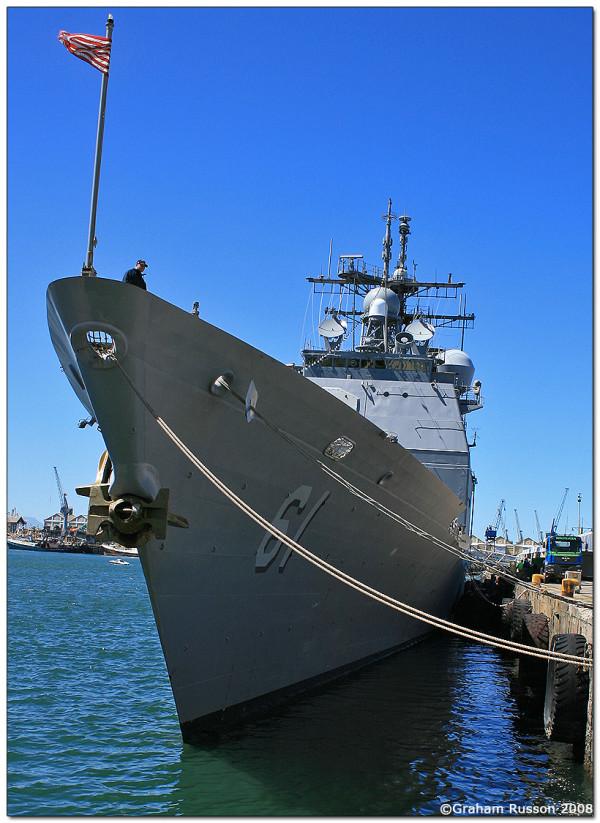 US_Navy Theodore Roosevelt  USS Monterey