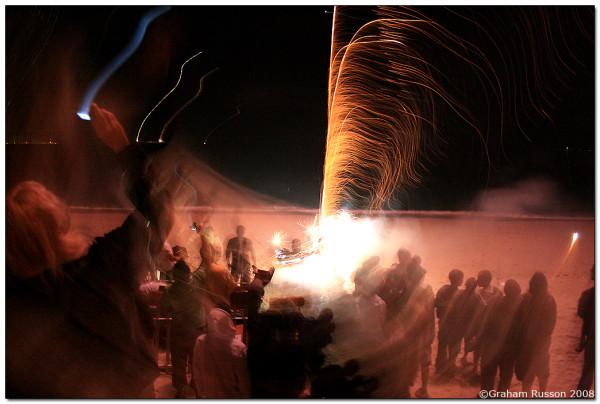 fireworks blouberg