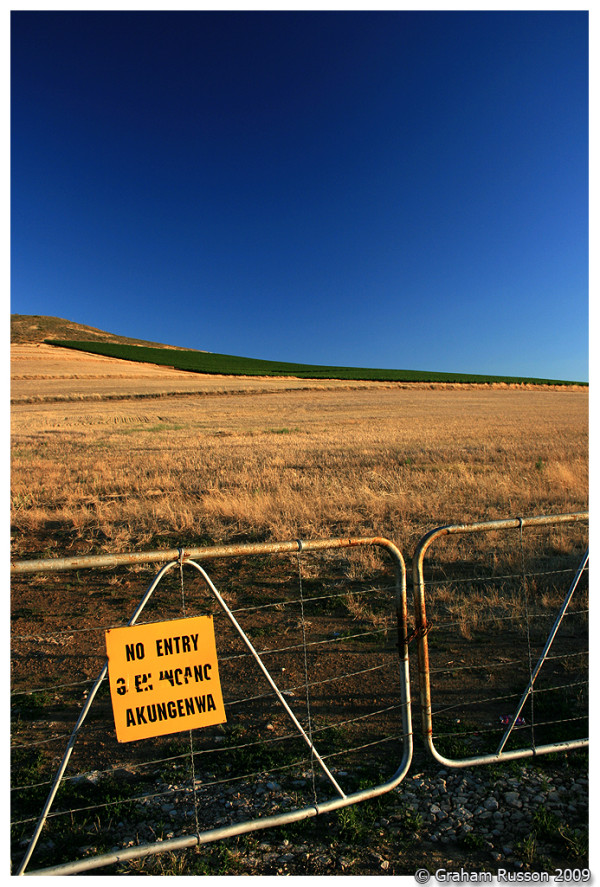 farm no entry durbanville