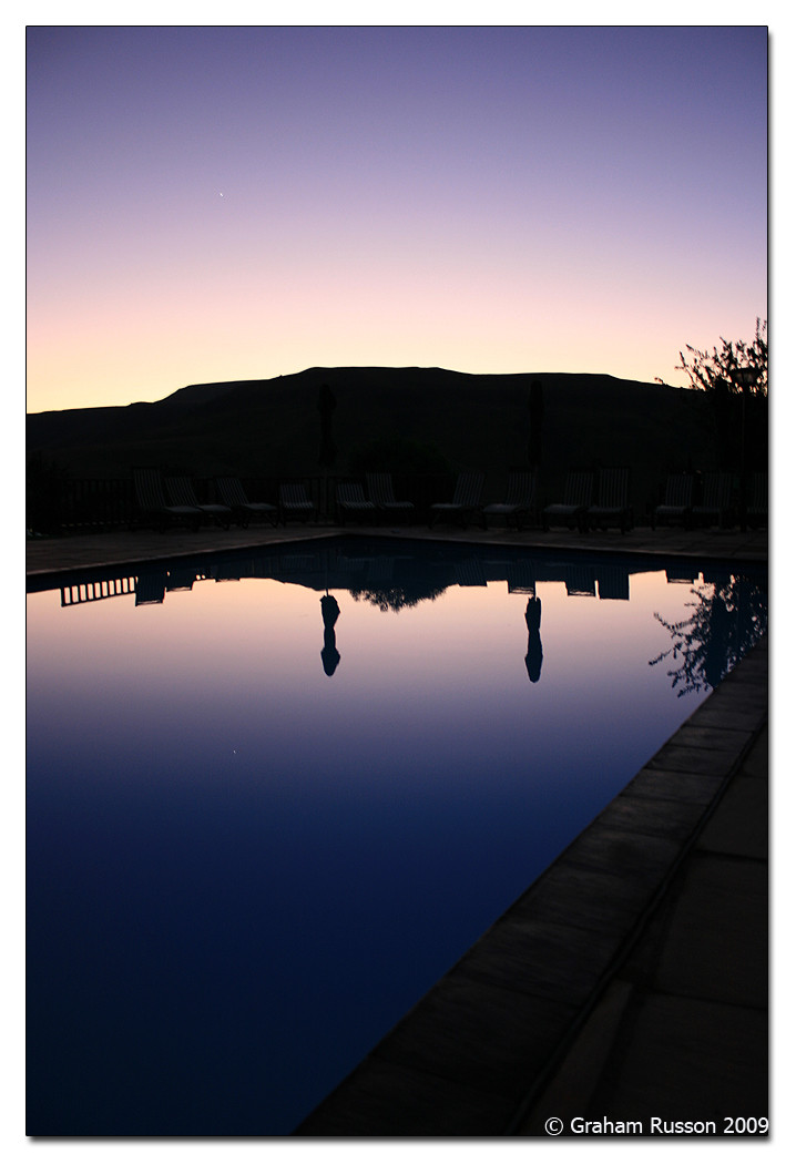 pool drakensberg