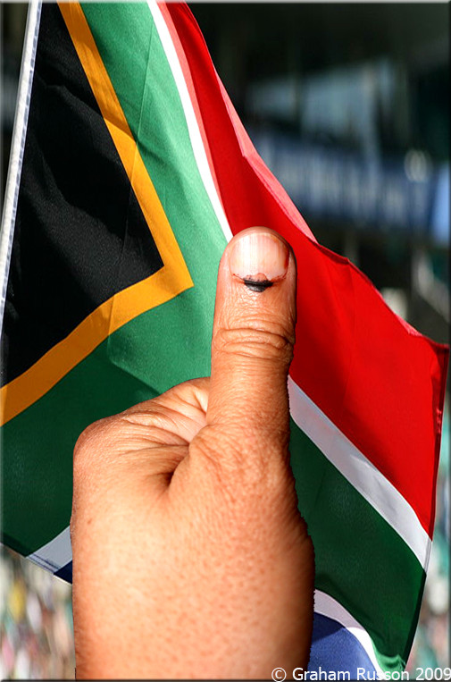 elections vote south africa