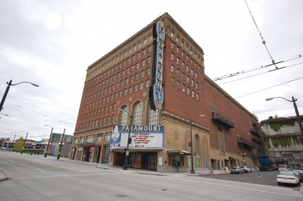 Paramount Theatre, 9th and Pike
