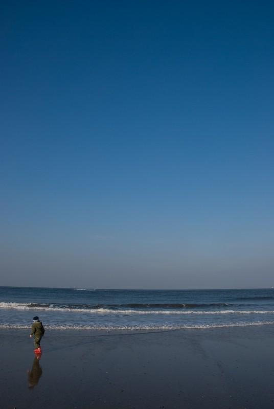 Little Man... Big Sea