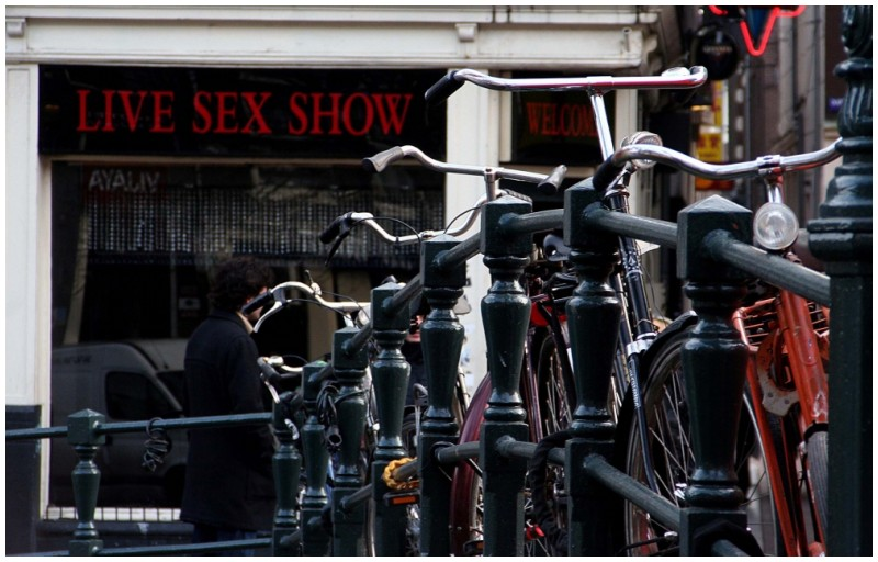 bicycles sex