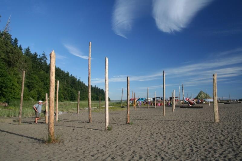 wreck beach