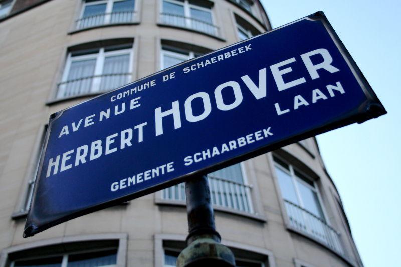 avenue herbert hoover