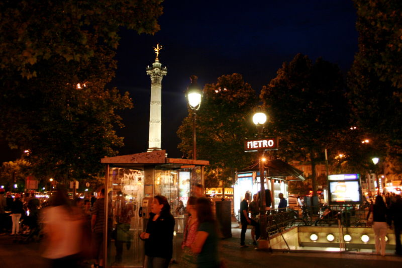 Bastille By Night