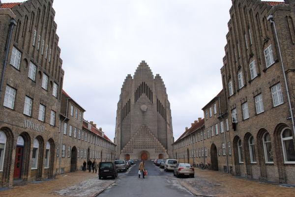 Grundtvig's Kirke