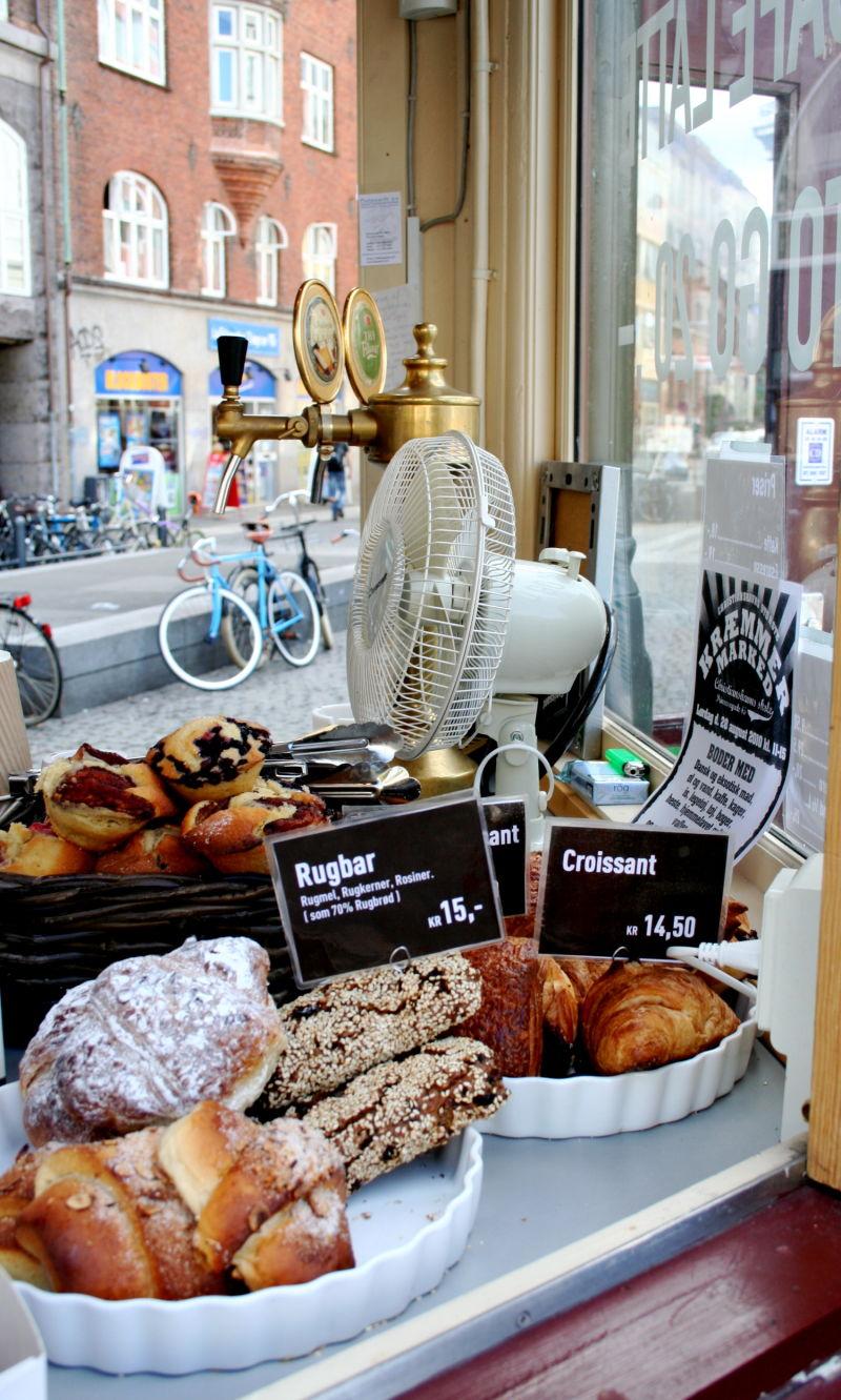Christianshavn torv coffee bar newstand kaffe