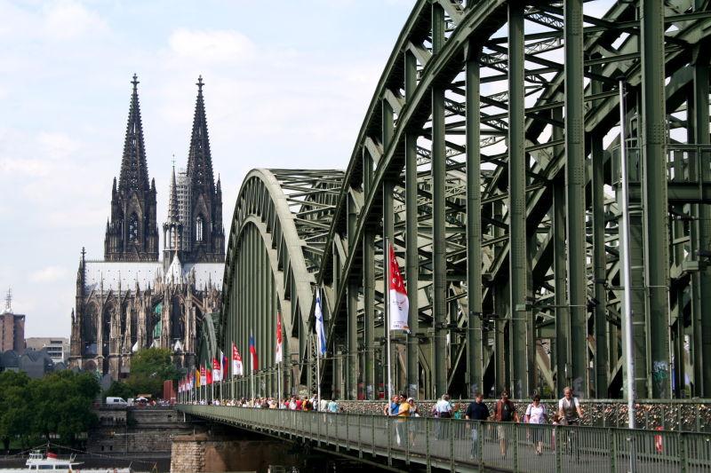 Icons of the Rhine I