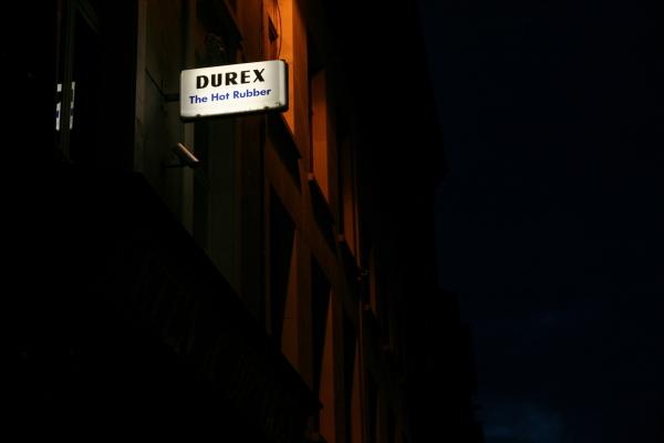 Durex: The hot rubber